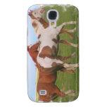 Horse Pair iPhone 3G Case Galaxy S4 Case