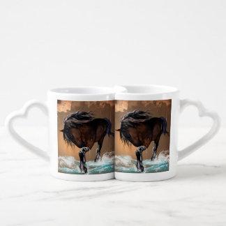Horse Couples Mug