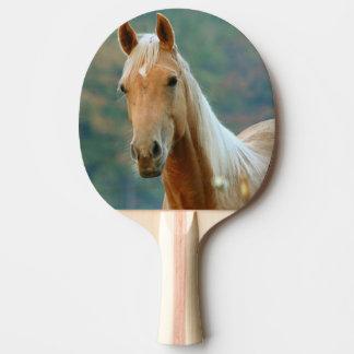 Horse Ping Pong Paddle