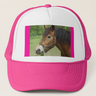 Horse Pink Hat