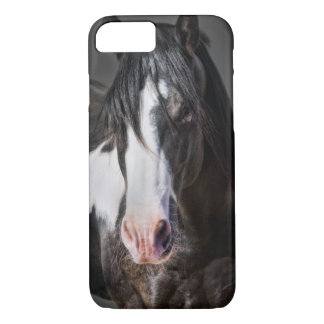 Horse Portrait II iPhone 8/7 Case