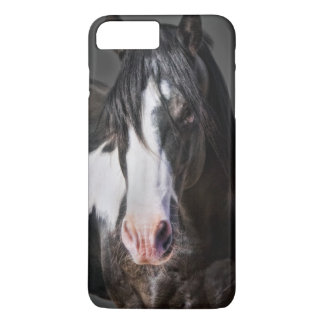Horse Portrait II iPhone 8 Plus/7 Plus Case