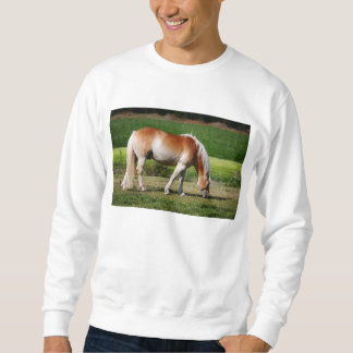 Horse portrait sweatshirt