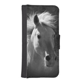 Horse Portrait V iPhone SE/5/5s Wallet Case