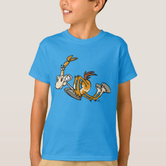 Horse Power cartoon Children T-Shirt
