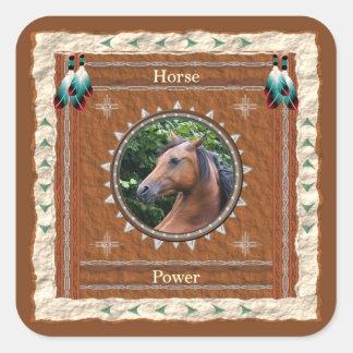 Horse  -Power- Stickers - 20 per sheet