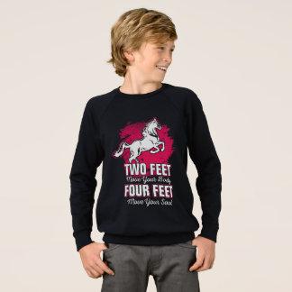 Horse Quotes Sweatshirt