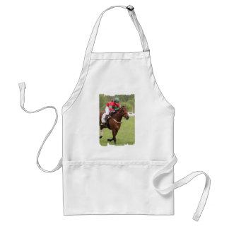 Horse Race Apron