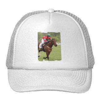 Horse Race Baseball  Hat