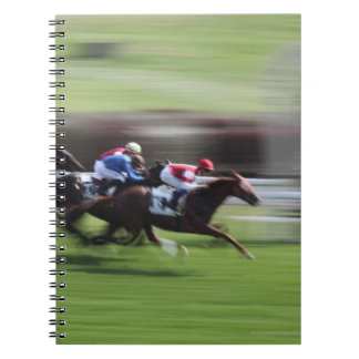 horse race notebook