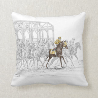 Horse Race Starting Gate Cushion