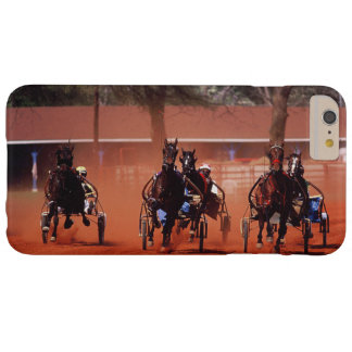 Horse Racing Barely There iPhone 6 Plus Case