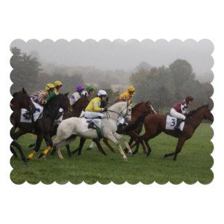Horse Racing Custom Announcements