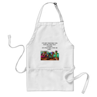 horse racing derby standard apron
