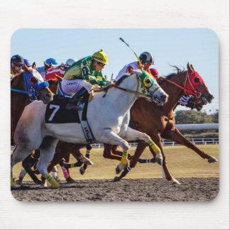 Horse Racing Mouse Mat