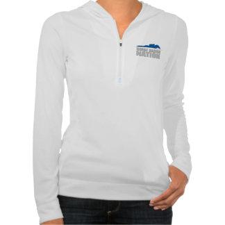 Horse Racing Nation Ladies' Half-Zip Shirts
