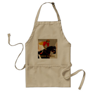 horse racing products aprons