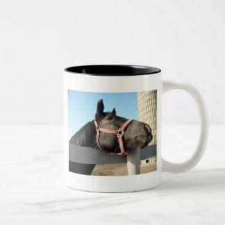 Horse/Ranch/Barn Coffee Mug