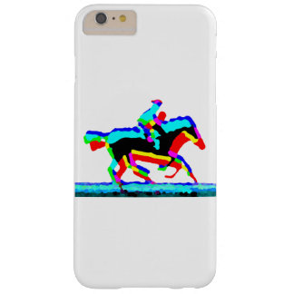 Horse Riders Barely There iPhone 6 Plus Case