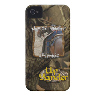 Horse Ridin Junkie Blackberry Bold Case