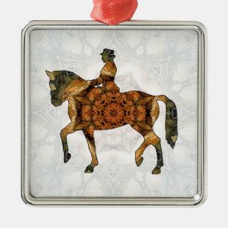 Horse riding - Dressage 03.jpg Christmas Ornament