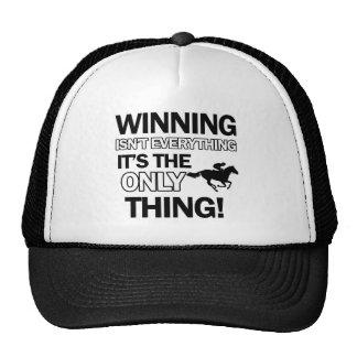 horse riding trucker hats