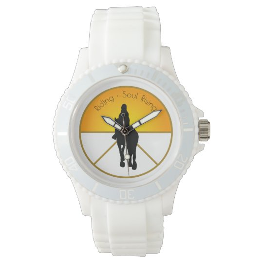 Horse Riding Soul Rising Wrist Watches