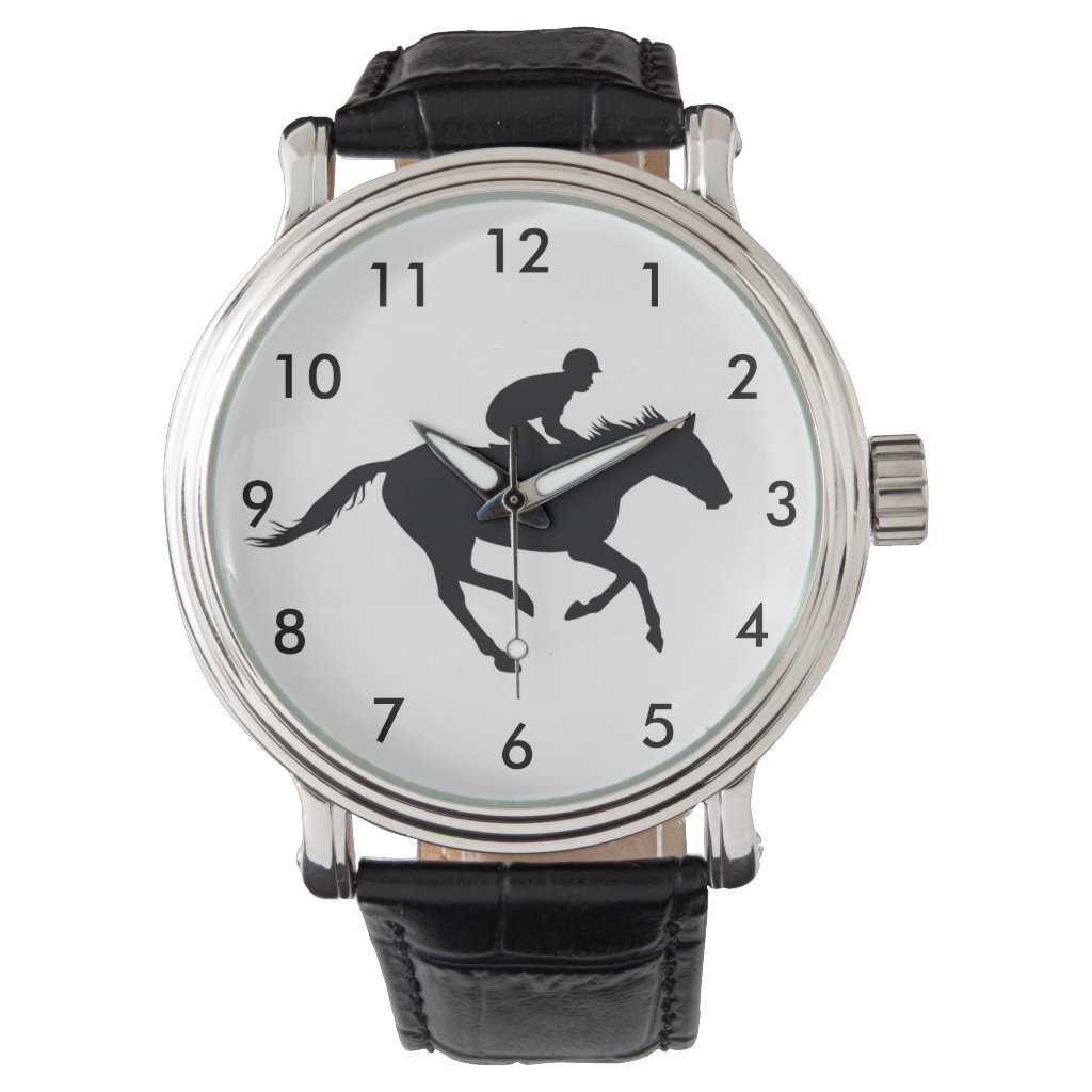 Horse Riding thoroughbred Watch