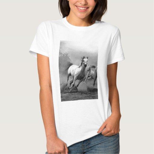 Horse Running T-shirt