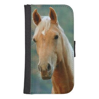 Horse Samsung S4 Wallet Case