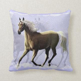 Horse Shadow American MoJo Pillow
