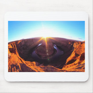 Horse Shoe Bend in Arizona Mouse Pad