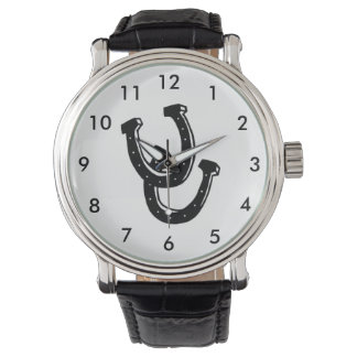 Horse Shoes Blacksmith Farrier Watch
