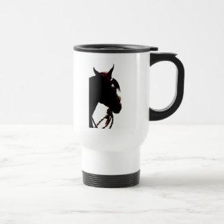 Horse Show Dad - Travel Mug Western
