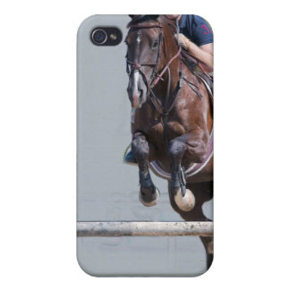 Horse-Show Jumping Case For The iPhone 4