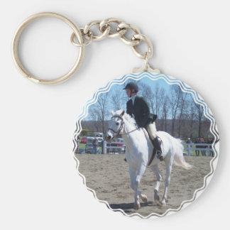 Horse Show Keychain