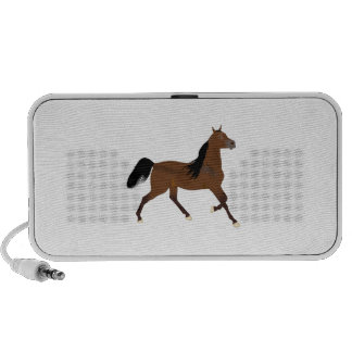 HORSE SIDE VIEW MINI SPEAKERS
