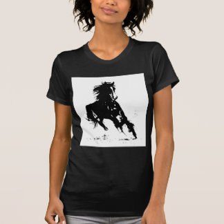 Horse Silhouette Shirts
