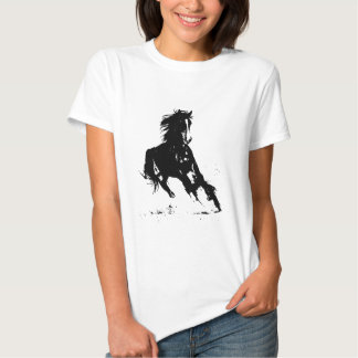 Horse Silhouette Tees