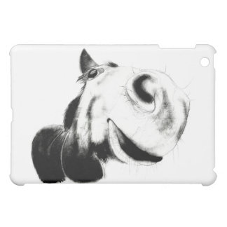 Horse Sketch iPad Mini Cases