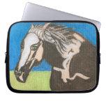 horse sleeve 10in laptop computer sleeves