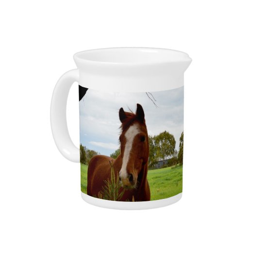 Horse_Sniff,_Milk_Jug_Pitcher. Pitcher