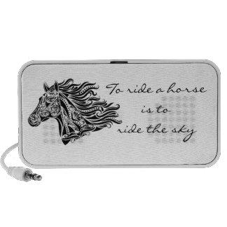 Horse Speaker