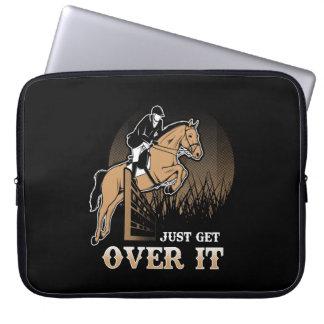 Horse Sport Laptop Sleeve