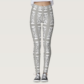 Horse Stamp Leggings