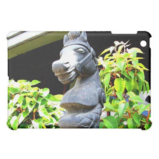 Horse Statue Case For The iPad Mini