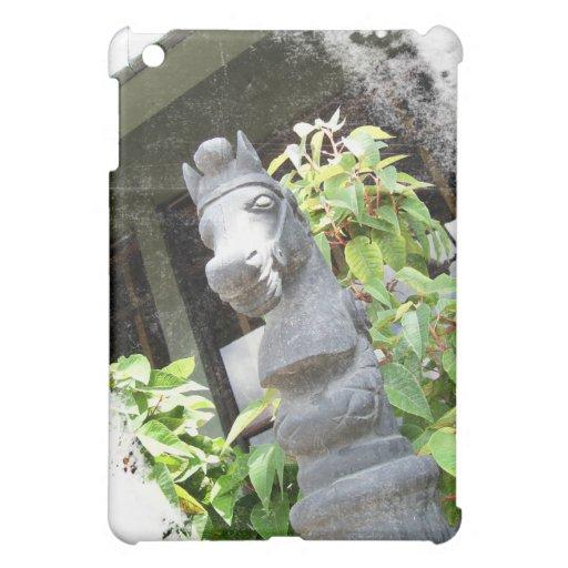 Horse Statue Cover For The iPad Mini