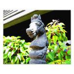 Horse Statue Photo