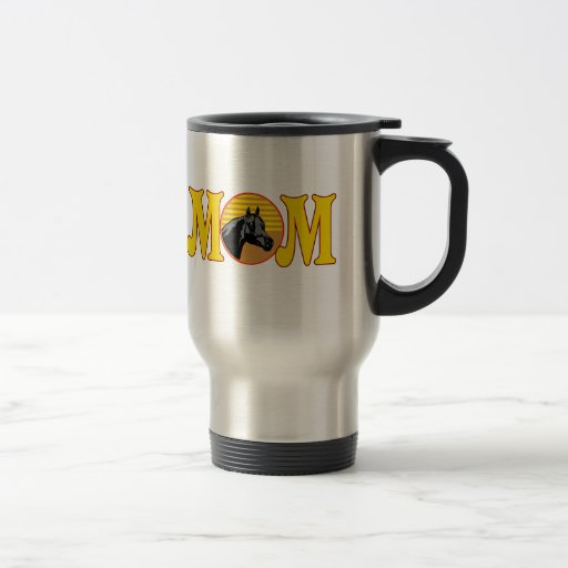Horse T-shirts and Gifts For Mom Coffee Mugs