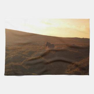 Horse Tea towel